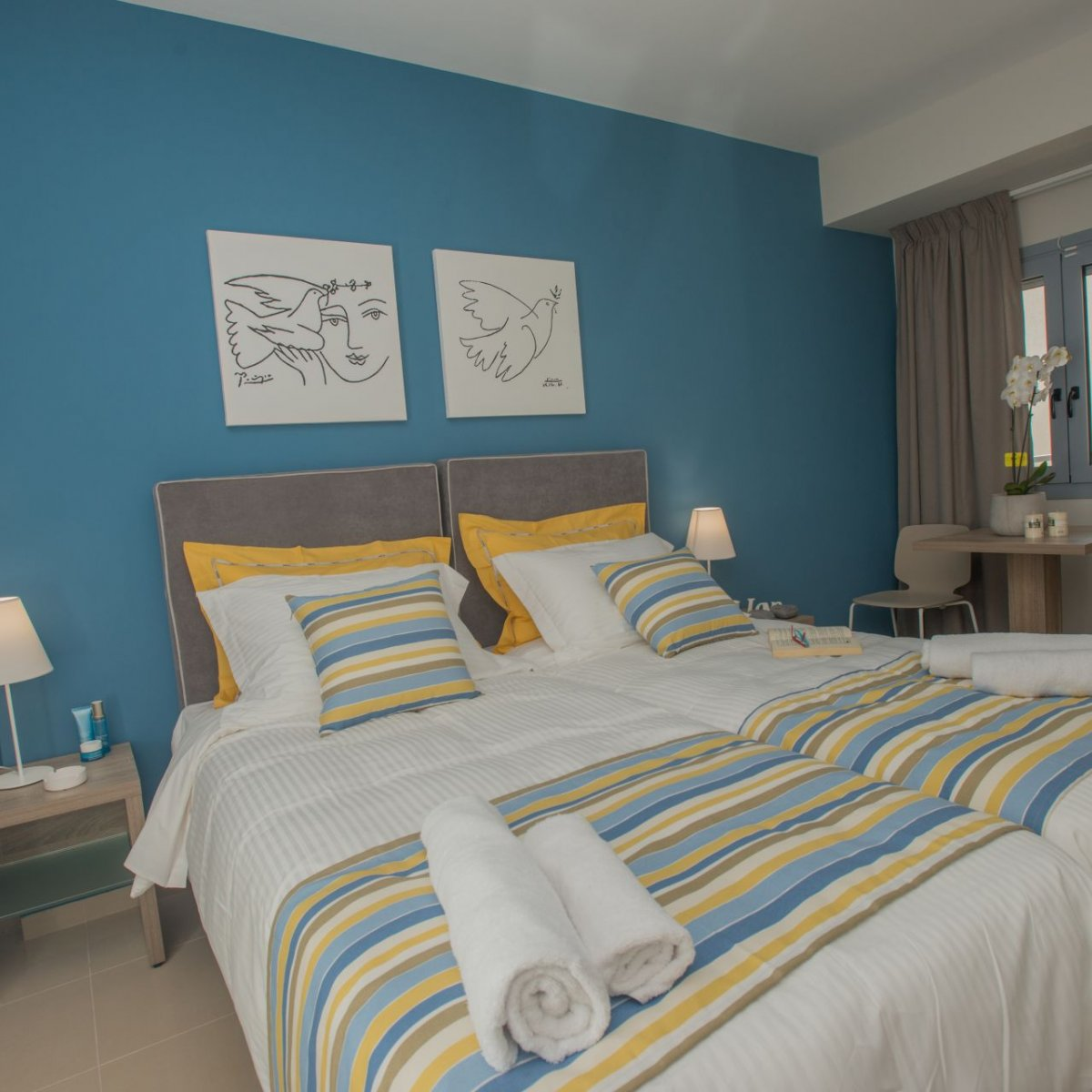 Athina Residence - Family room 4 persons