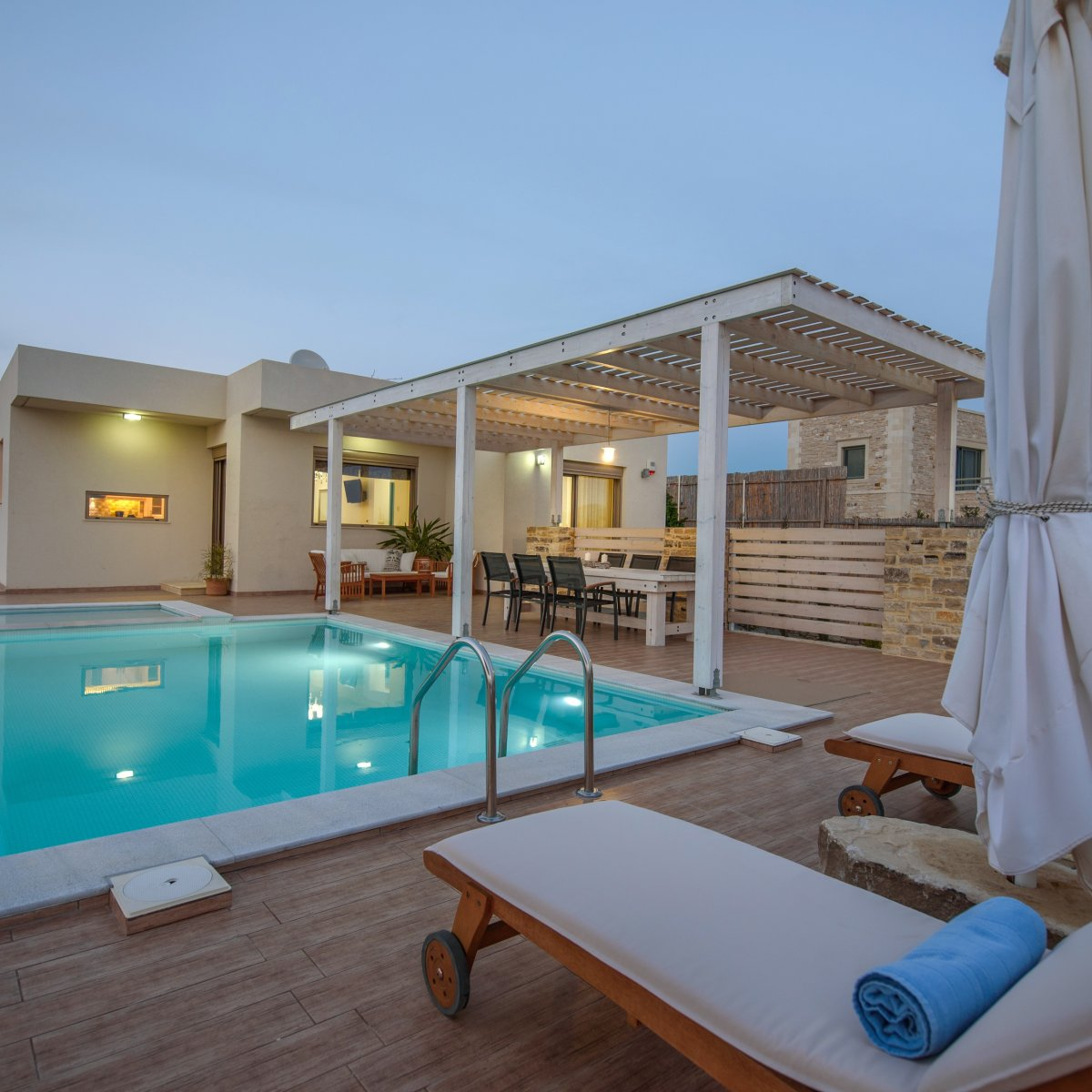 Villa Golden Sky - Villa Eleni
