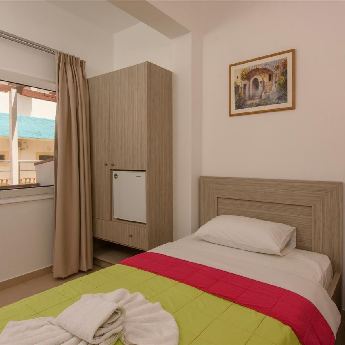 Hotel Nikos - Standard δωμάτια