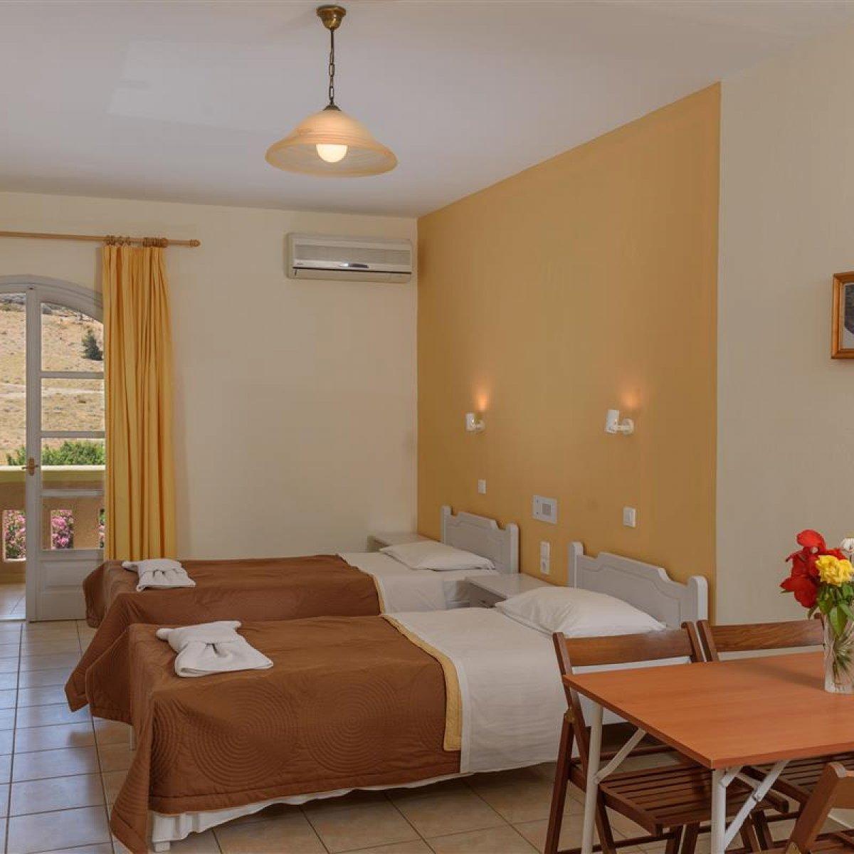 Hotel Kiklamino - Studios Μέχρι 5 Άτομα