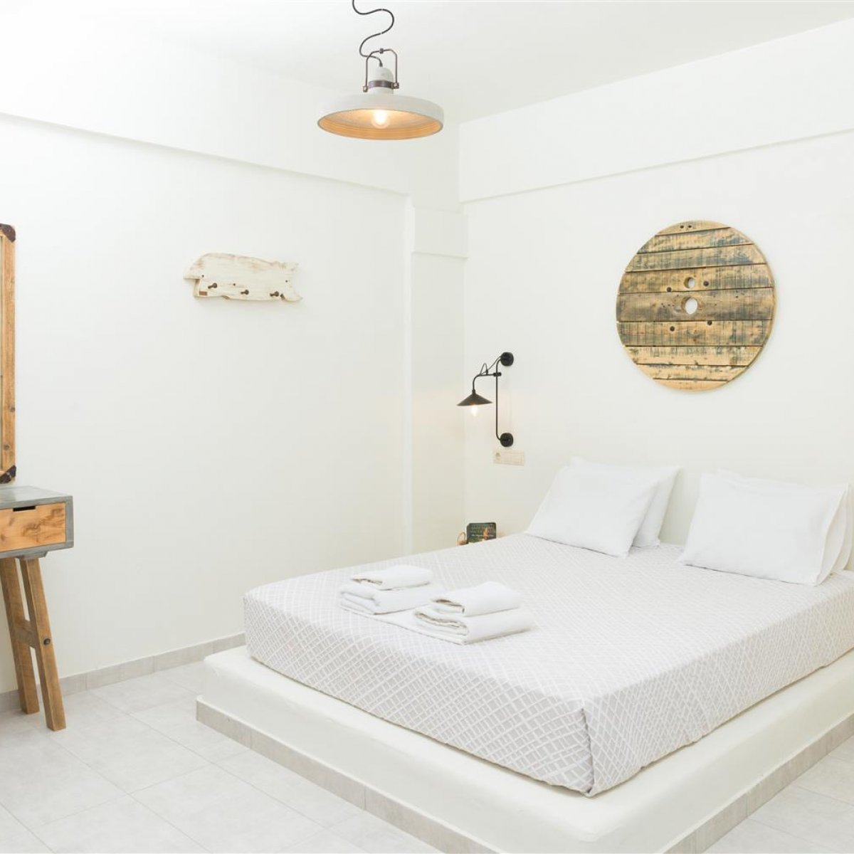 Hotel Sunshine Matala - 2 Bedrooms Apartment Alkioni