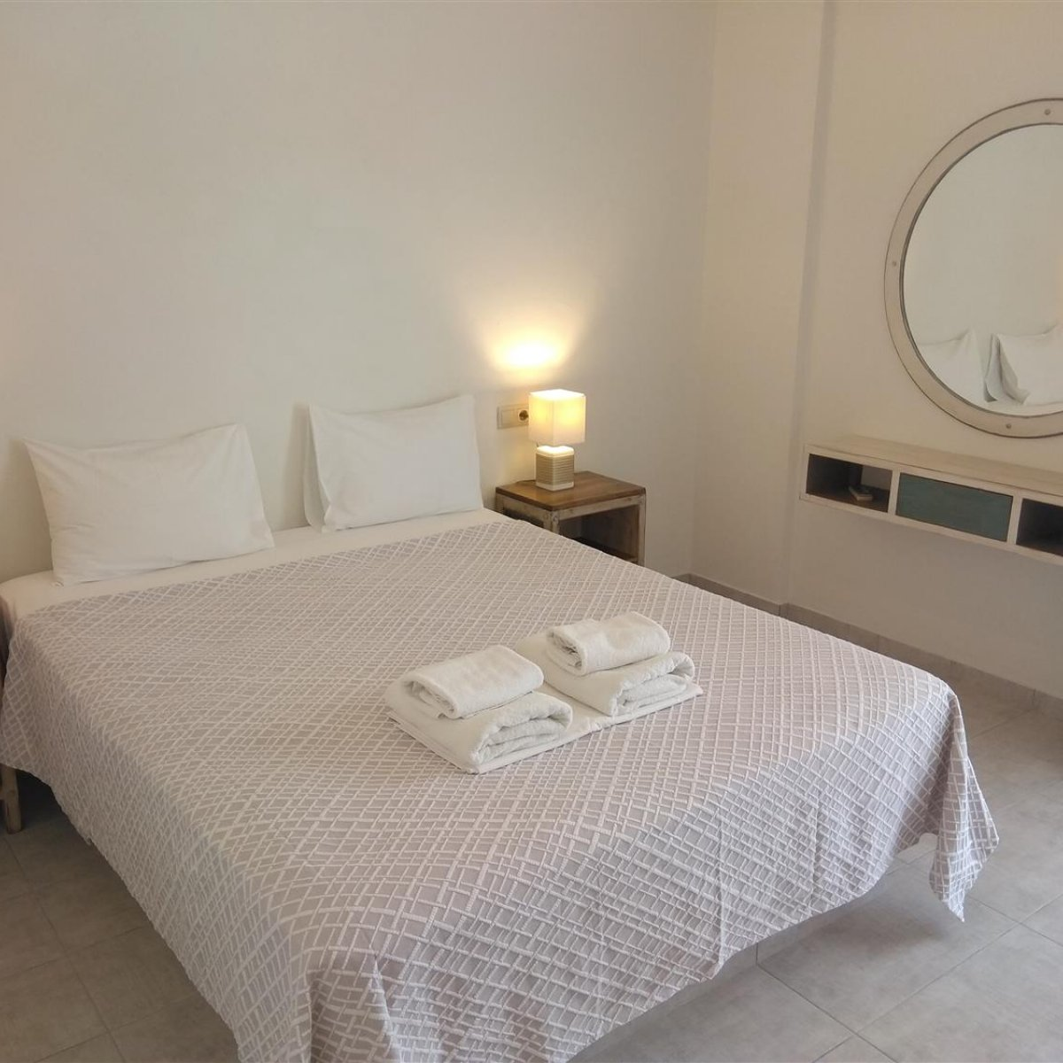 Hotel Sunshine Matala - Standard rooms