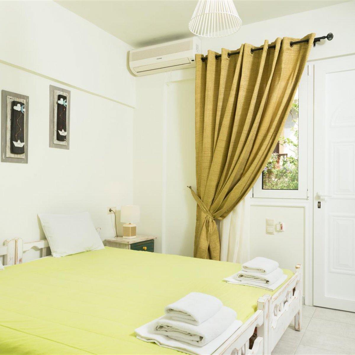 Hotel Sunshine Matala - Alkioni δωμάτιο