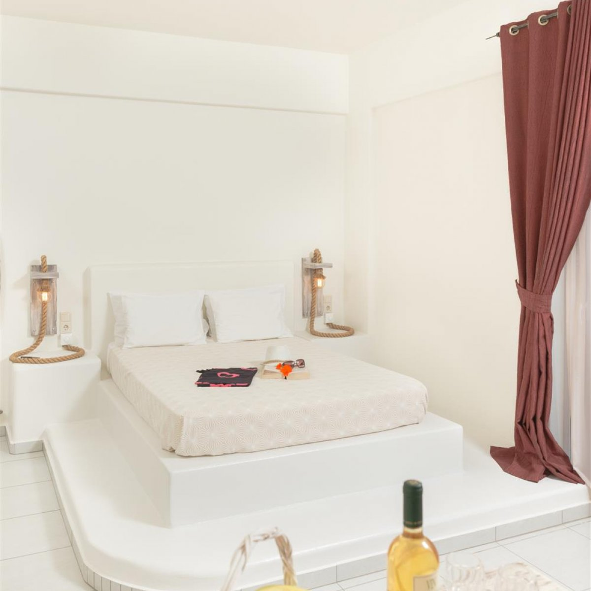Hotel Sunshine Matala - 1 Bedroom Esthis Suite