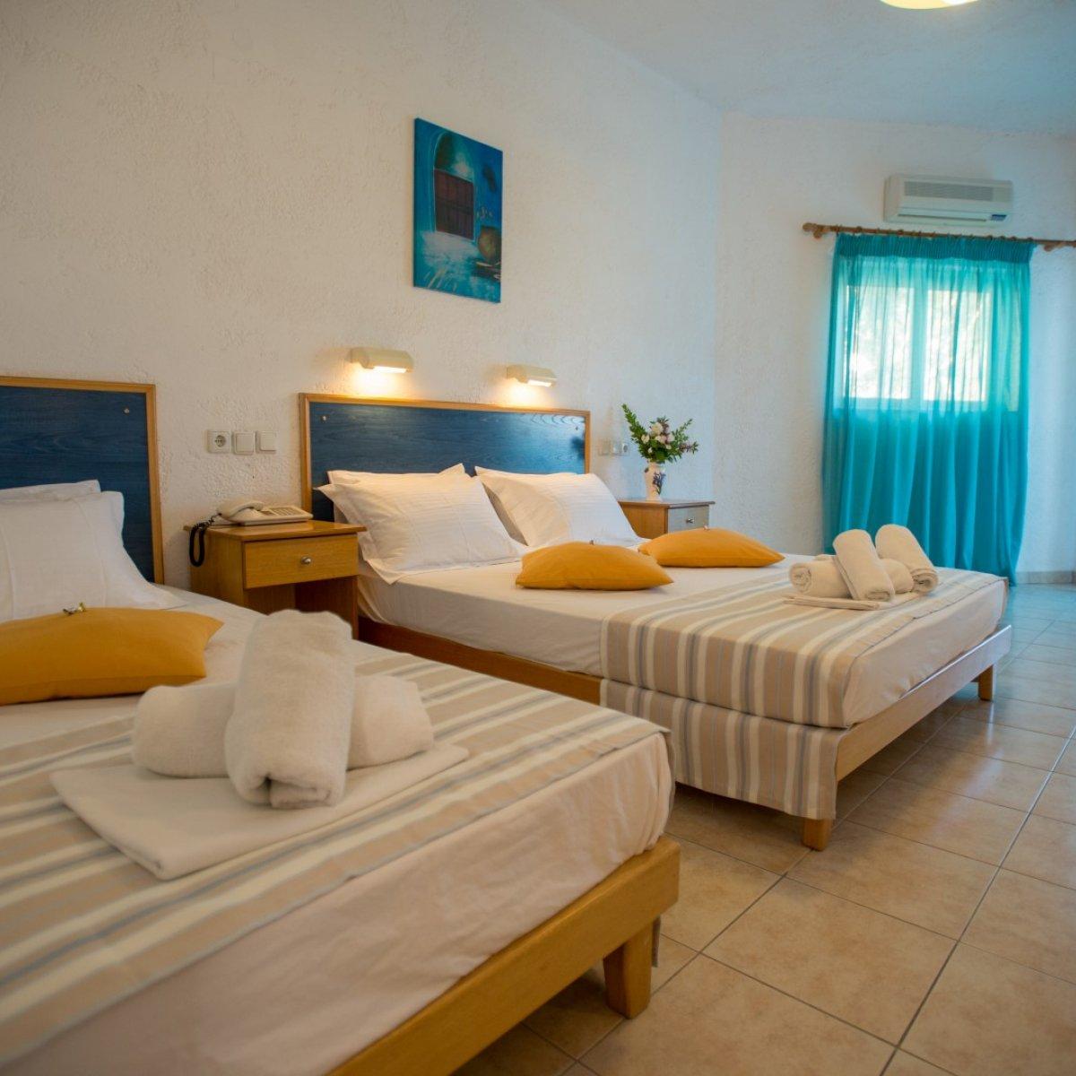 Hotel Neos Ikaros - Family Room