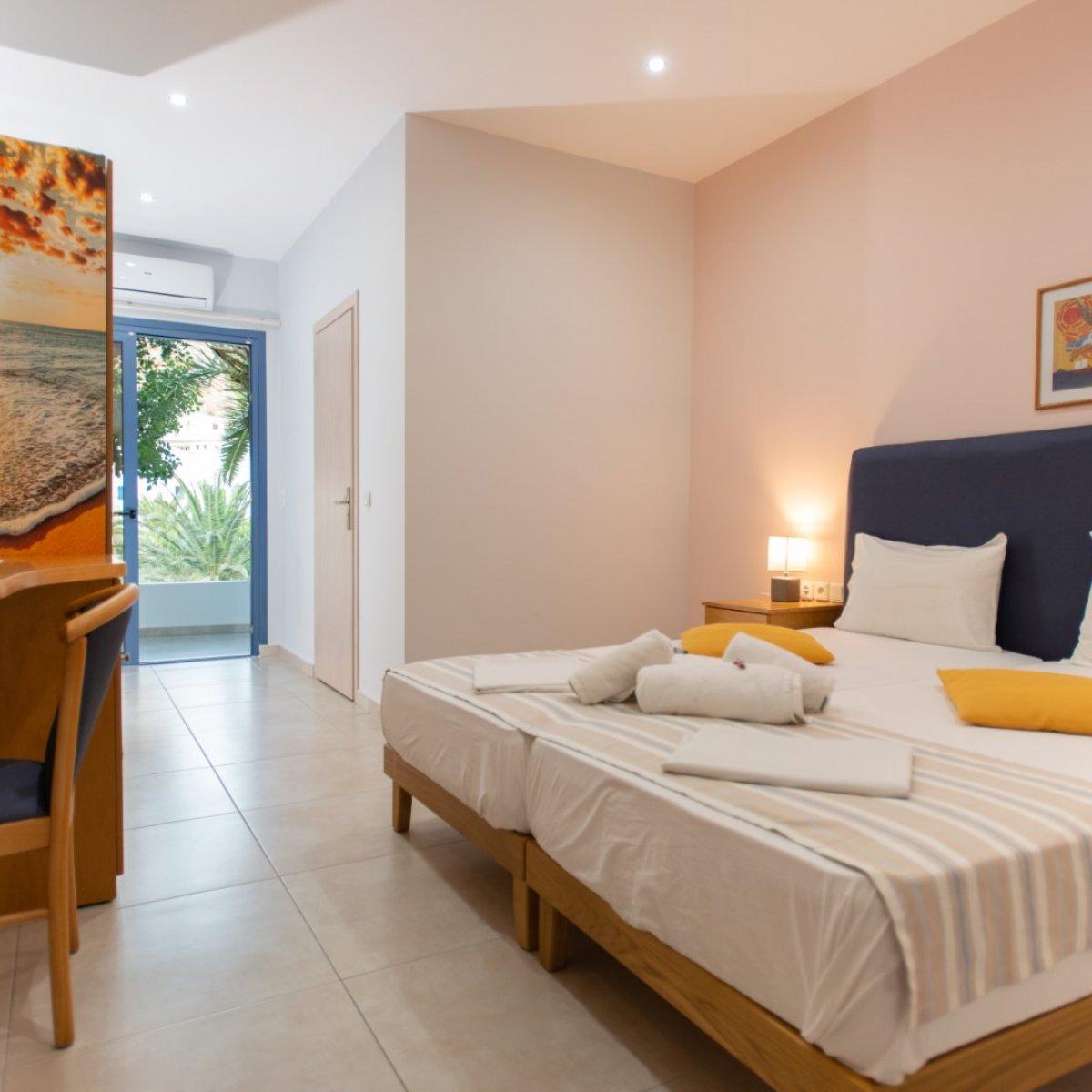 Hotel Neos Ikaros - Standard Room